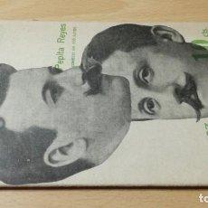 Libros antiguos: PEPITA REYES - ALVAREZ QUINTERO - LA NOVELA CORTA - N 31 1916/ M401. Lote 191312086