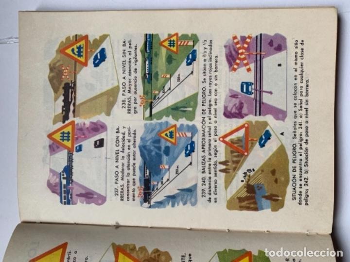 """Libros antiguos: Libro """"El examen de conductor"""" - Foto 5 - 191367537"""