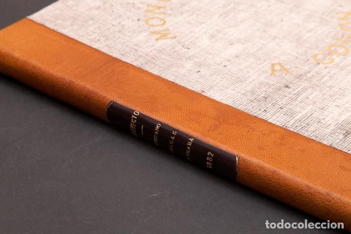 Libros antiguos: GAIETA BUIGAS I MONRABÁ : MONUMENTO A CRISTOBAL COLÓN - PRIMERA EDICIÓN - 1882 - Foto 3 - 191398056