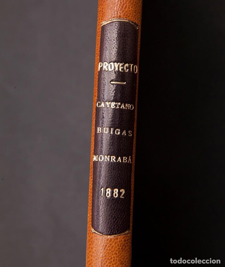 Libros antiguos: GAIETA BUIGAS I MONRABÁ : MONUMENTO A CRISTOBAL COLÓN - PRIMERA EDICIÓN - 1882 - Foto 4 - 191398056