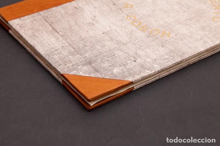 Libros antiguos: GAIETA BUIGAS I MONRABÁ : MONUMENTO A CRISTOBAL COLÓN - PRIMERA EDICIÓN - 1882 - Foto 5 - 191398056