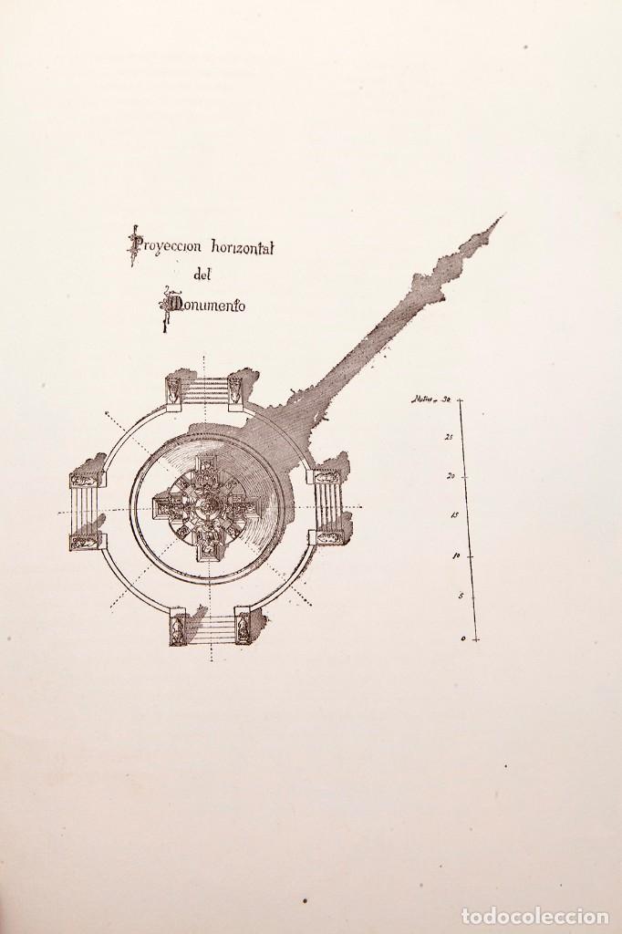 Libros antiguos: GAIETA BUIGAS I MONRABÁ : MONUMENTO A CRISTOBAL COLÓN - PRIMERA EDICIÓN - 1882 - Foto 11 - 191398056