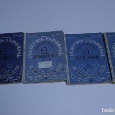 Libros antiguos: EL RENACIMIENTO - CONDE DE GOBINEAU - COLECCIÓN UNIVERSAL - ESPASA CALPE. Lote 191428262