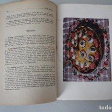 Libros antiguos: LA NUEVA COCINA ELEGANTE ESPAÑOLA IGNACIO DOMENECH. Lote 191473937