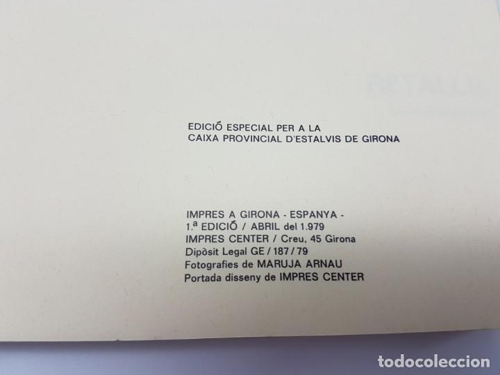 Libros antiguos: RETAILS ( MARUJA ARNAU ) HISTÓRIA DE GIRONA I DE LES TERRES ( ILUSTRAT ) 1979 - Foto 5 - 191475510