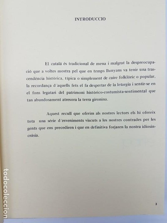 Libros antiguos: RETAILS ( MARUJA ARNAU ) HISTÓRIA DE GIRONA I DE LES TERRES ( ILUSTRAT ) 1979 - Foto 6 - 191475510