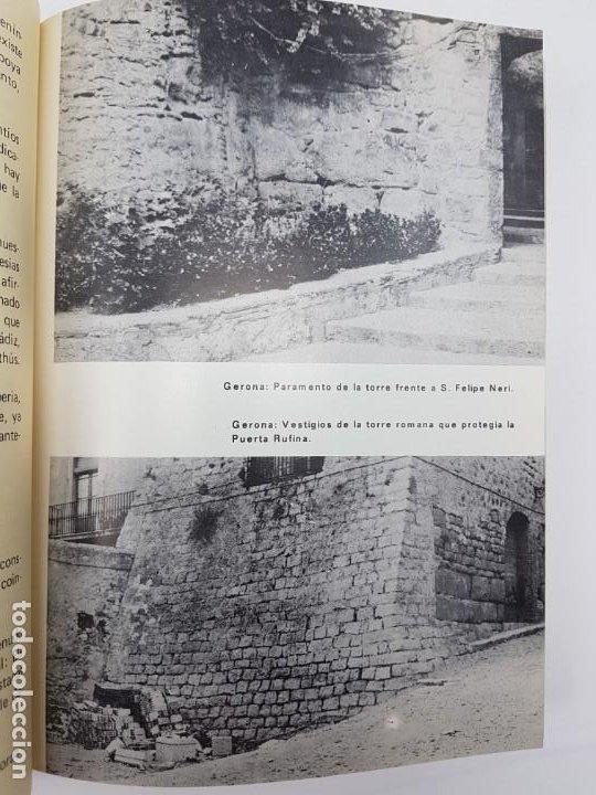 Libros antiguos: RETAILS ( MARUJA ARNAU ) HISTÓRIA DE GIRONA I DE LES TERRES ( ILUSTRAT ) 1979 - Foto 9 - 191475510