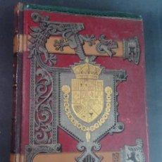 Livros antigos: HISTORIAL GENERAL DE ESPAÑA. TOMO III. MODESTO LA FUENTE. ED MONTANER Y SIMON . 1888, VER FOTOS. Lote 191476000