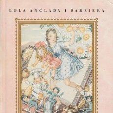 Libros antiguos: MARGARIDA - LOLA ANGLADA. Lote 191510407