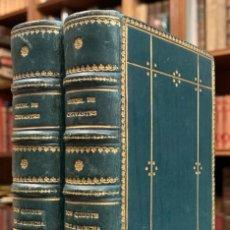 Libros antiguos: EL INGENIOSO HIDALGO DON QUIJOTE DE LA MANCHA - MIGUEL DE CERVANTES SAAVEDRA. Lote 191511437