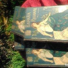 Libros antiguos: LA ESPAÑA REGIONAL DEL SIGLO DIECINUEVE EN MUY BUEN ESTADO POR SÓLO DOSCIENTOS CINCUENTA . Lote 191580532