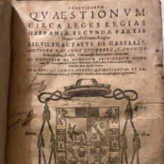 Libros antiguos: 2 DOS LIBROS 2 DE JUAN DE LA CUESTA IMPRESOR DEL QUIJOTE AÑOS DE 1606 Y 1612. Lote 191608858