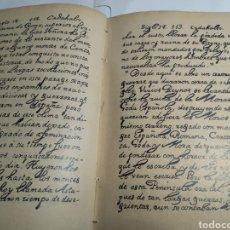 Libros antiguos: ESCRITURA Y LENGUAJE DE ESPAÑA ESTEBAN PALUZIE. Lote 191625413
