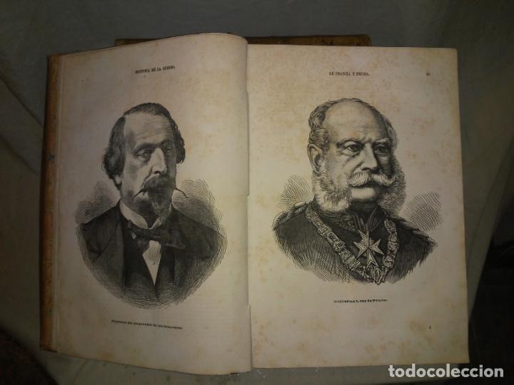 Libros antiguos: HISTORIA DE LA GUERRA DE FRANCIA Y PRUSIA EN 1870. - AÑO 1871 - L.CARRERAS.MONUMENTAL OBRA ILUSTRADA - Foto 5 - 191635417