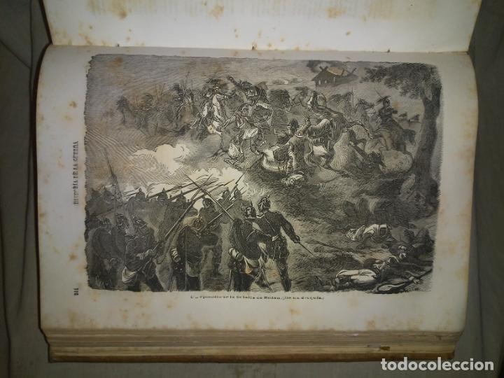 Libros antiguos: HISTORIA DE LA GUERRA DE FRANCIA Y PRUSIA EN 1870. - AÑO 1871 - L.CARRERAS.MONUMENTAL OBRA ILUSTRADA - Foto 7 - 191635417