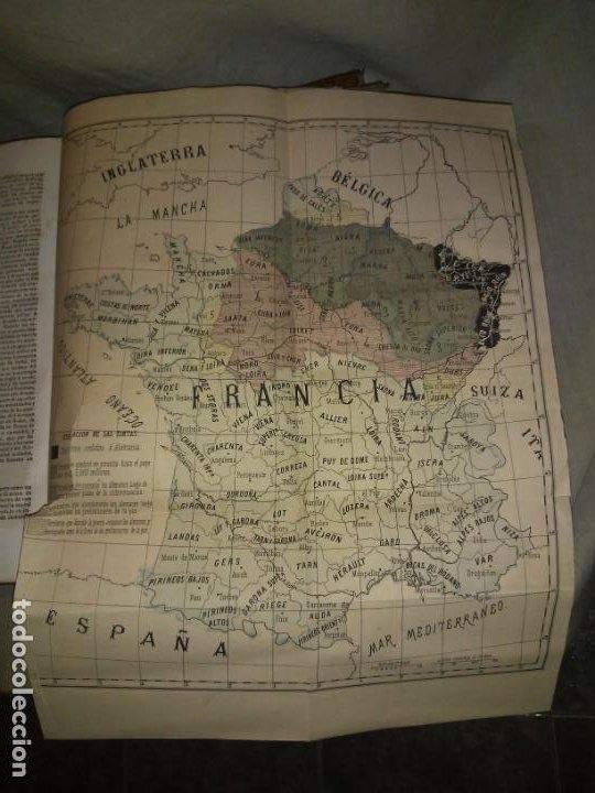 Libros antiguos: HISTORIA DE LA GUERRA DE FRANCIA Y PRUSIA EN 1870. - AÑO 1871 - L.CARRERAS.MONUMENTAL OBRA ILUSTRADA - Foto 12 - 191635417