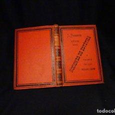 Libros antiguos: RARO. NOCIONES DE ESTETICA Y BELLAS ARTES,1889,SALAMANCA, 1ª EDICION. Lote 191651795