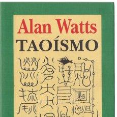 Libros antiguos: ALAN WATTS : SALIR DE LA TRAMPA. (TRADUCCIÓN DE MIGUEL PORTILLO. ED. KAIRÓS, 2005) . Lote 191684440