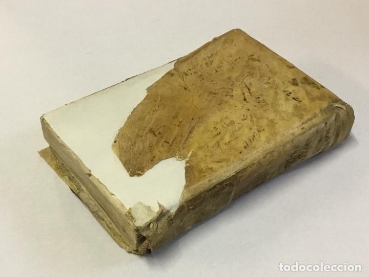 Libros antiguos: GRAMÁTICA DE LA LENGUA CASTELLANA, compuesta por la ... - REAL ACADEMIA ESPAÑOLA. 1771 - Foto 8 - 191712092