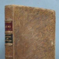 Libros antiguos: 1903.- IMPERATORIS IUSTINIANI INSTITUTIONUM. Lote 191734016