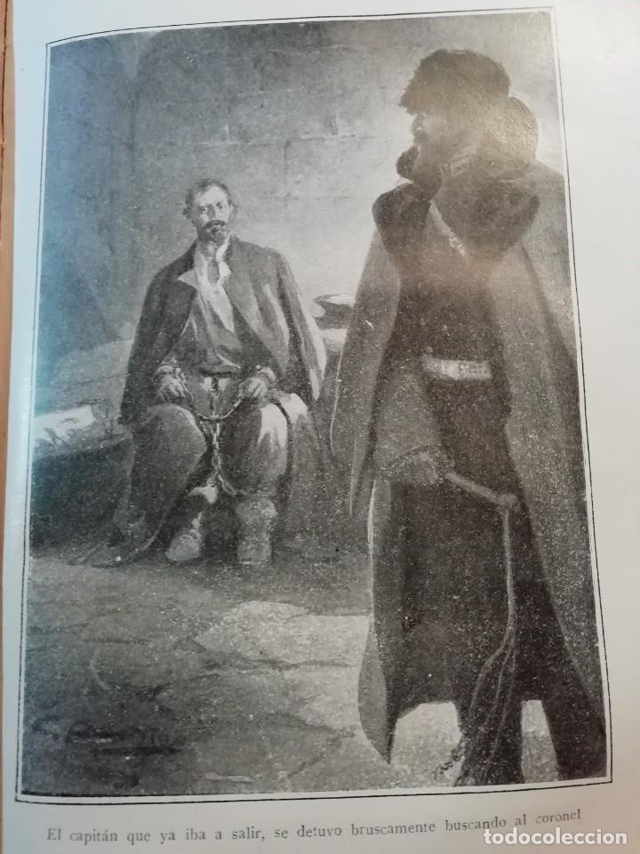 Libros antiguos: EL REY DEL AIRE DE EMILIO SALGARI AÑO 1911 - Foto 7 - 191811810