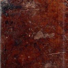 Libros antiguos: RELACION CIRCUNSTANCIADA DE LA ULTIMA CAMPAÑA DE BUONAPARTE. BATALLA MONT-SAINT-JEAN. WATERLOO. 1817. Lote 191866247