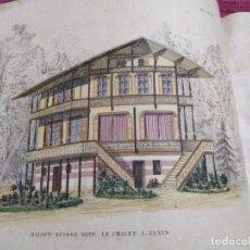 Libros antiguos: 1859. TRATADO SOBRE LA COMPOSICIÓN Y ADORNAMIENTO DE JARDINES. L. E. AUDOT.. Lote 191892637