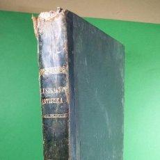 Libros antiguos: 1886. LA ILUSTRACIÓN ARTÍSTICA.. Lote 191918453