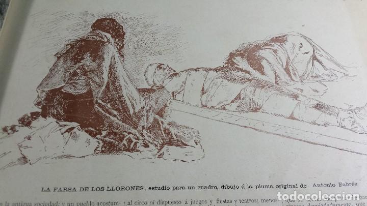 Libros antiguos: 1886. La Ilustración artística. - Foto 6 - 191918453