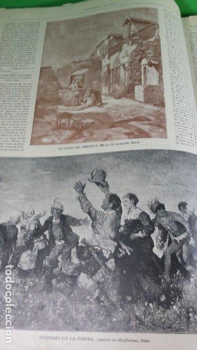 Libros antiguos: 1886. La Ilustración artística. - Foto 8 - 191918453