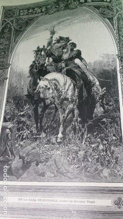 Libros antiguos: 1886. La Ilustración artística. - Foto 10 - 191918453
