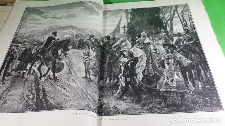 Libros antiguos: 1886. La Ilustración artística. - Foto 11 - 191918453
