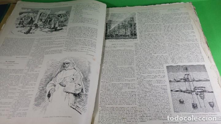 Libros antiguos: 1886. La Ilustración artística. - Foto 12 - 191918453
