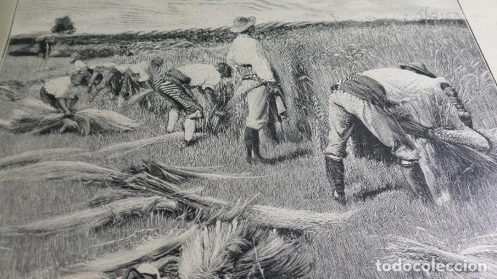 Libros antiguos: 1886. La Ilustración artística. - Foto 13 - 191918453