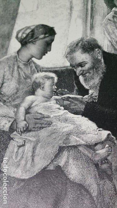 Libros antiguos: 1886. La Ilustración artística. - Foto 15 - 191918453