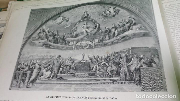 Libros antiguos: 1886. La Ilustración artística. - Foto 17 - 191918453
