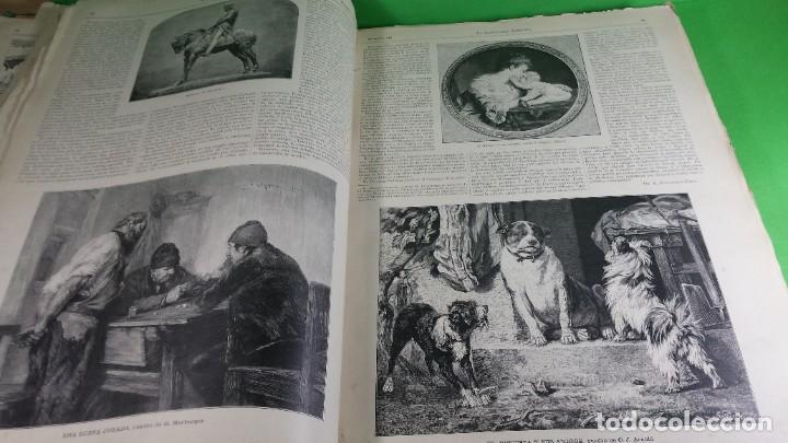 Libros antiguos: 1886. La Ilustración artística. - Foto 20 - 191918453