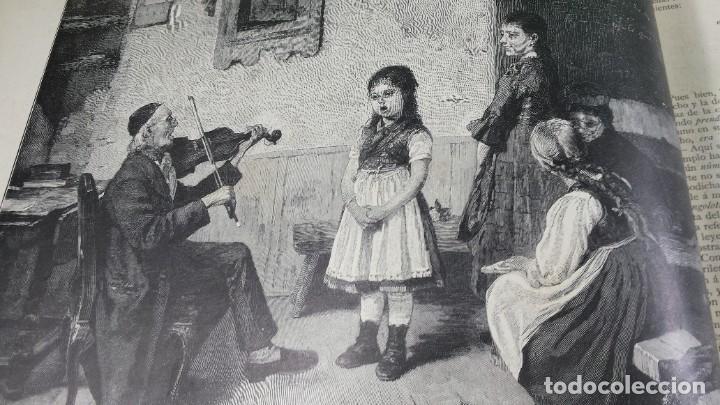 Libros antiguos: 1886. La Ilustración artística. - Foto 22 - 191918453