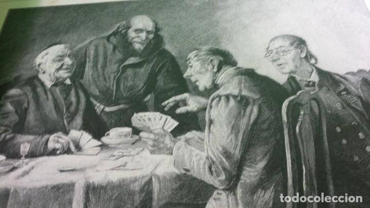 Libros antiguos: 1886. La Ilustración artística. - Foto 23 - 191918453