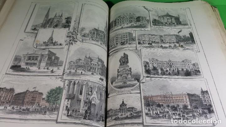 Libros antiguos: 1886. La Ilustración artística. - Foto 26 - 191918453