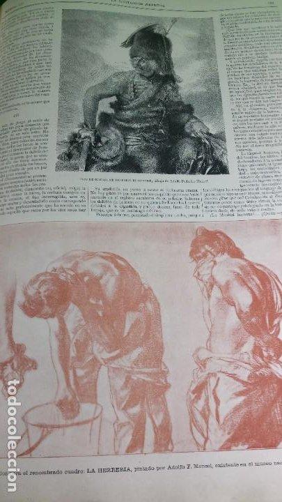 Libros antiguos: 1886. La Ilustración artística. - Foto 28 - 191918453
