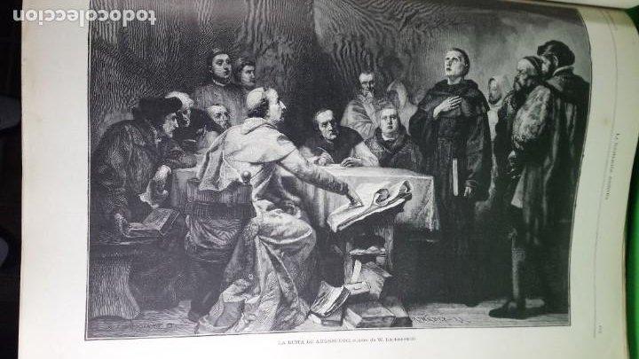 Libros antiguos: 1886. La Ilustración artística. - Foto 29 - 191918453