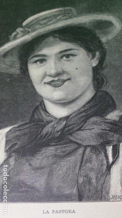 Libros antiguos: 1886. La Ilustración artística. - Foto 31 - 191918453