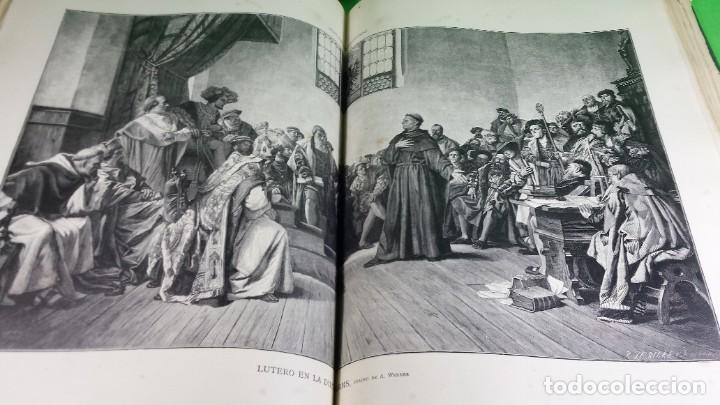 Libros antiguos: 1886. La Ilustración artística. - Foto 33 - 191918453