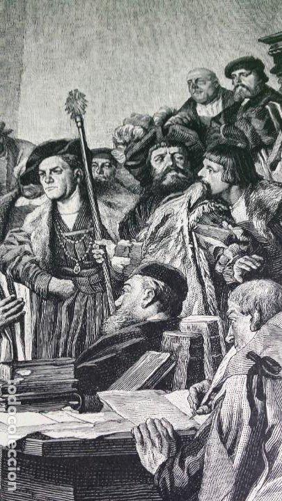 Libros antiguos: 1886. La Ilustración artística. - Foto 34 - 191918453