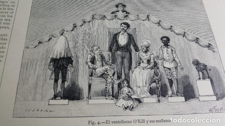 Libros antiguos: 1886. La Ilustración artística. - Foto 35 - 191918453