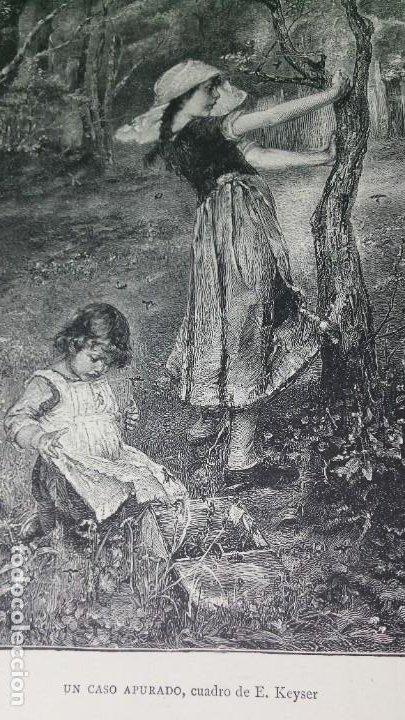 Libros antiguos: 1886. La Ilustración artística. - Foto 36 - 191918453