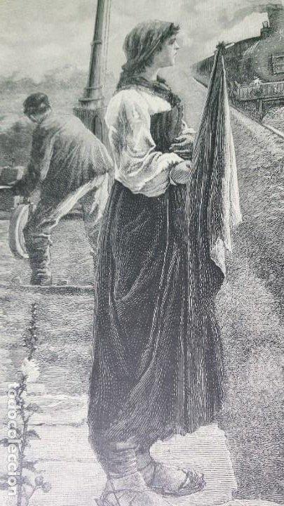 Libros antiguos: 1886. La Ilustración artística. - Foto 39 - 191918453