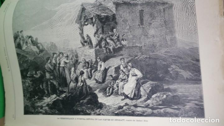 Libros antiguos: 1886. La Ilustración artística. - Foto 40 - 191918453