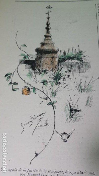 Libros antiguos: 1886. La Ilustración artística. - Foto 41 - 191918453